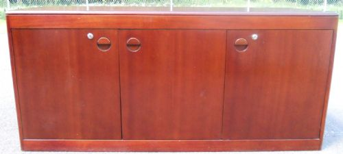 Mahogany Sideboard Cupboard Base by Gordon Russell